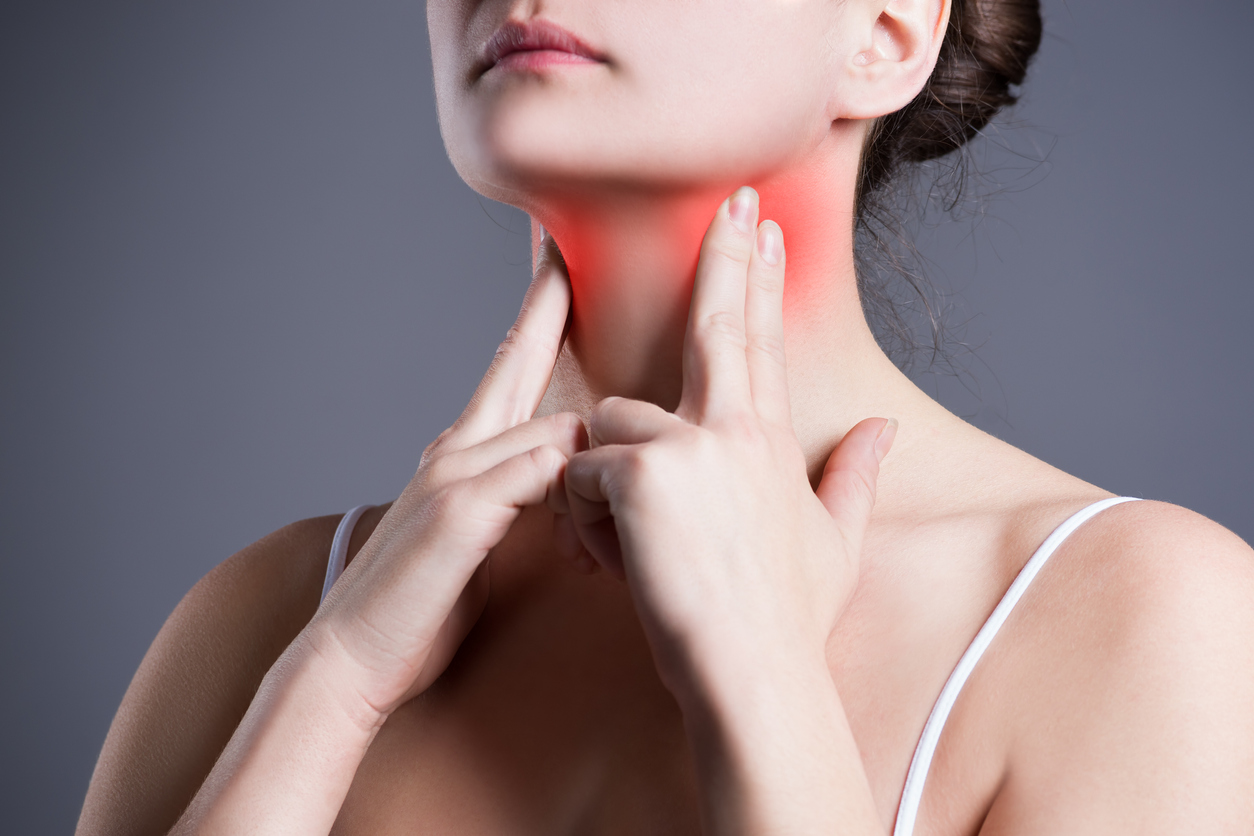 The Effects of Lithium on Thyroid Function