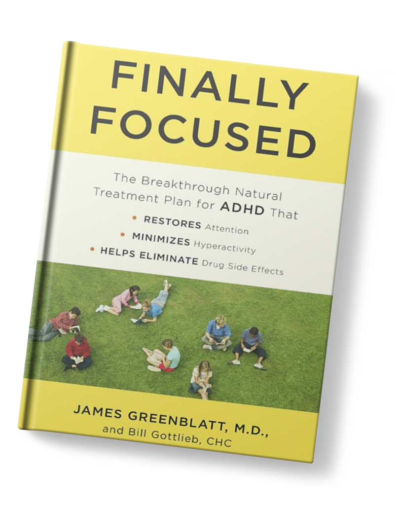 Finally Focused Integrative Treatment for ADHD book